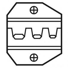 Сменная матрица для обжима плоских, неизолированных наконечников РП-П, РП-М (автоклеммы) ProsKit 1PK-3003D2