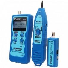 Тестер кабельный ProsKit MT-7059 Комплектация