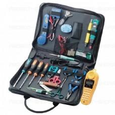 Набор инструментов для установки телекоммуникационных сетей Pro'sKit PK-4022BM