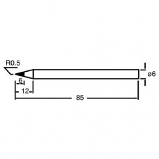 Паяльник ProsKit 8PK-S120NB-40W (SI-S120T-5B)