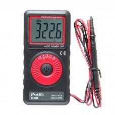 Автоматический мультиметр с беспроводным детектором напряжения ProsKit MT-1505