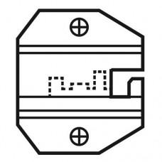 Сменная матрица для обжима коннекторов 8P8C/RJ45 ProsKit 1PK-3003D11