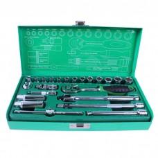 Набор торцевых ключей для авто 1/4. ProsKit SK-22301M