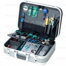 Набор инструментов для телекоммуникационных сетей Pro'sKit PK-4023BM