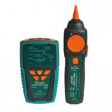 Тестер телекоммуникационных сетей и линий передачи данных ProsKit MT-7028