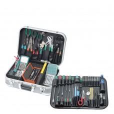Набор инструментов 1PK-2009B для сервис-техника (220 В, метрическая система)